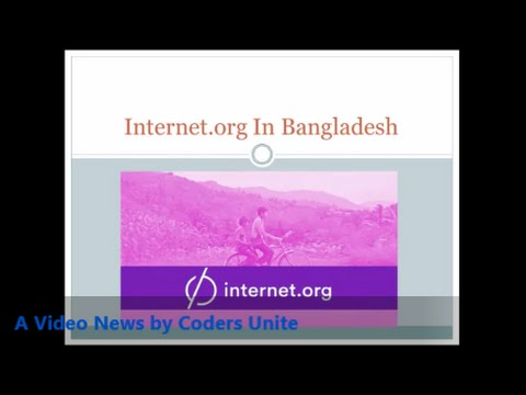 Internet.org in Bangladesh | Coders News