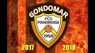 Plantel Sénior FC Unidos Pinheirense 2017/18 - Liga Sport Zone