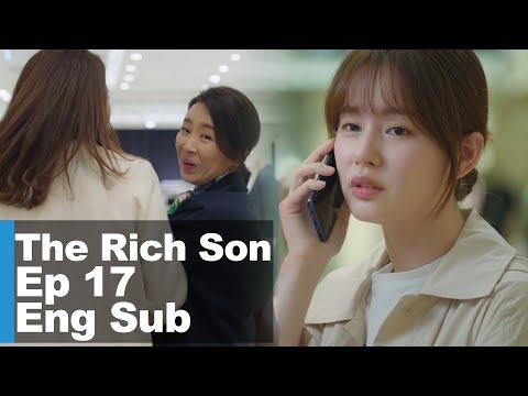 Kim Ji Hoon's Family is Wealthy [The Rich Son Ep 17]