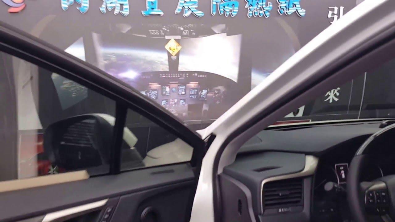 Lexus RX200T v kool V40隔熱紙施工 - YouTube