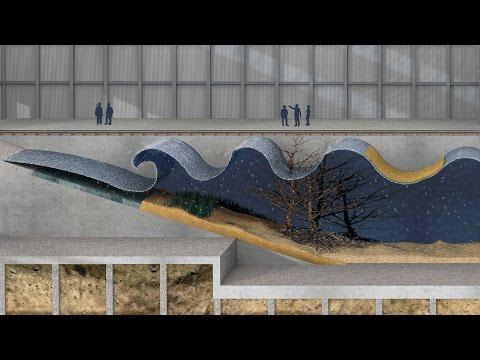 Deltares' Delta Flume: world's largest wave generator