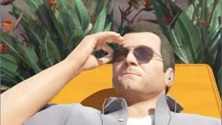 GTA 5 - Ultra High Graphics Gameplay! [PC] 60FPS 1080p Heist (GTX 980 SLI) Real Life