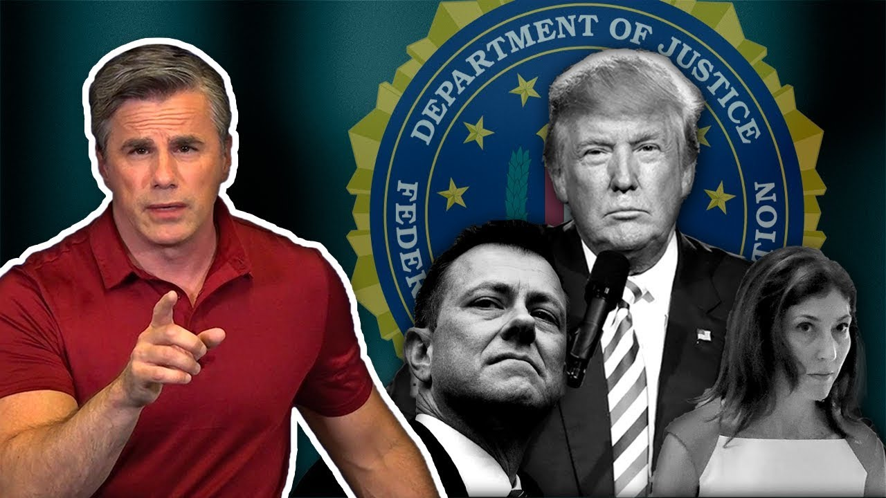 Judicial Watch Tom Fitton: New Strzok/Page Emails Reveal Media-FBI Collusion on Targeting Trump
