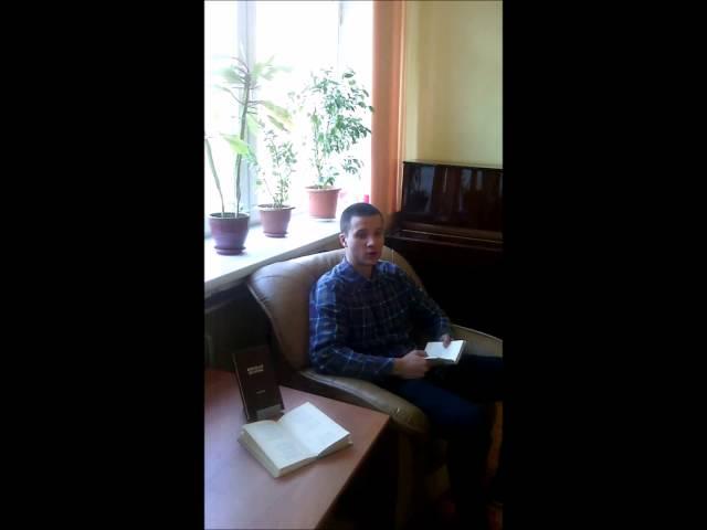 Изображение предпросмотра прочтения – ДмитрийРяполов читает произведение «Первый снег (Серебро, огонь и блёстки…)» В.Я.Брюсова