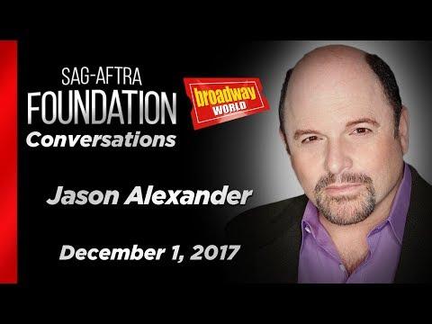 Conversations with JASON ALEXANDER