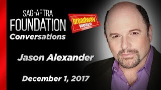 Conversations with JASON ALEXANDER