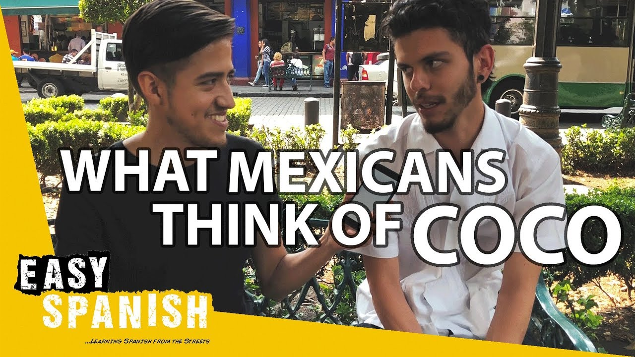 What MEXICANS think of the film COCO   Easy Spanish 95