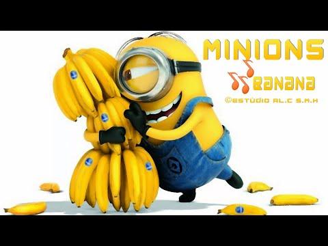 Minions - Banana (Ringtone)