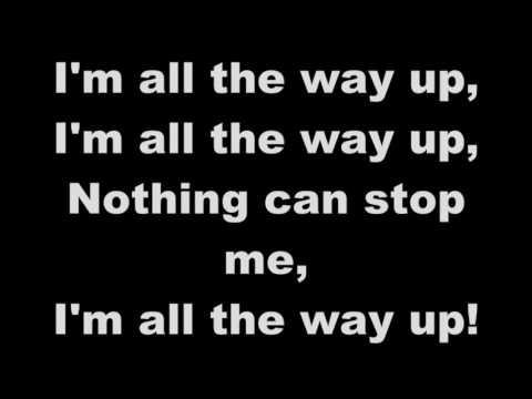 Fat Joe ft. Remy Ma, French Montana, Infared - All The Way Up (Clean w/ Lyrics)