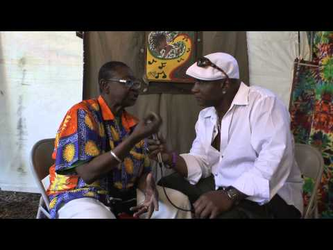 Calypso Rose Interview (Reggae on the River 2012)