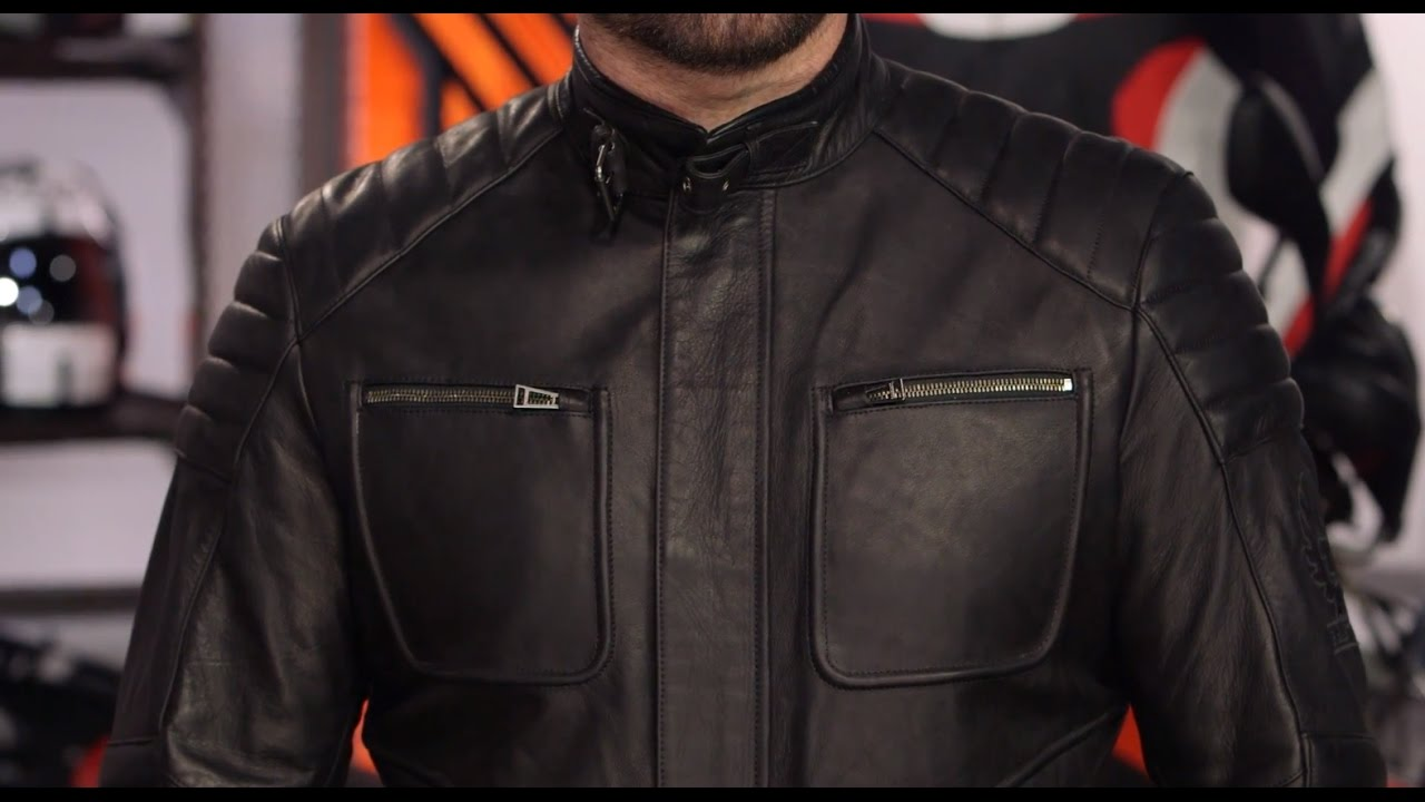 84fee488a752 Belstaff Raleigh Jacket Review at RevZilla.com - YouTube