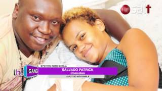 Spotted with Sheila - Patrick Salvado