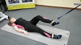 Упражнения для спины от Елены Кошелевой