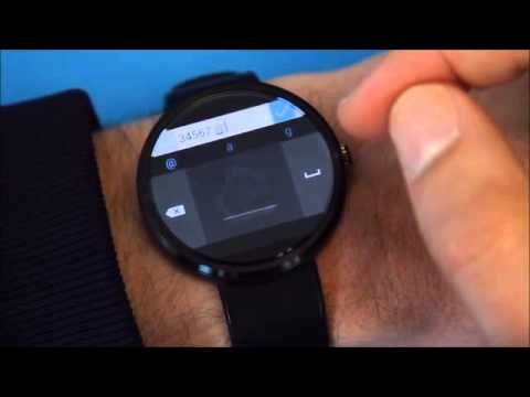 Android Wear Microsoft Keyboard