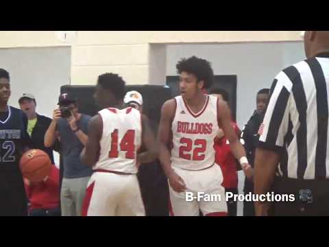 Morgan County vs Newton County Highlights feat the #1 player Ashton Hagans and Tyrin Lawrence