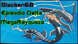 Come/Dove catturare Rayquaza! How/Where to catch Rayquaza! Pokemon ORAS Episodio Delta HD