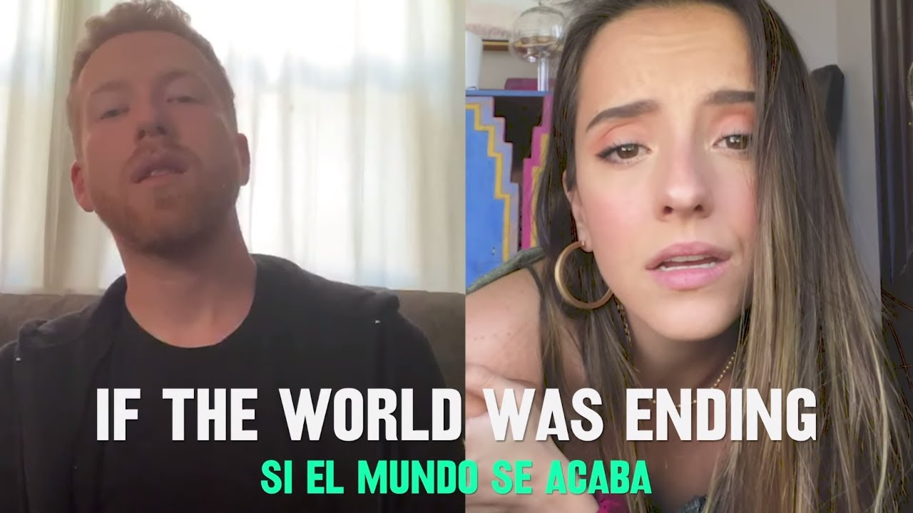 Download JP Saxe - If The World Was Ending (Spanglish Version) Feat. Evaluna Montaner