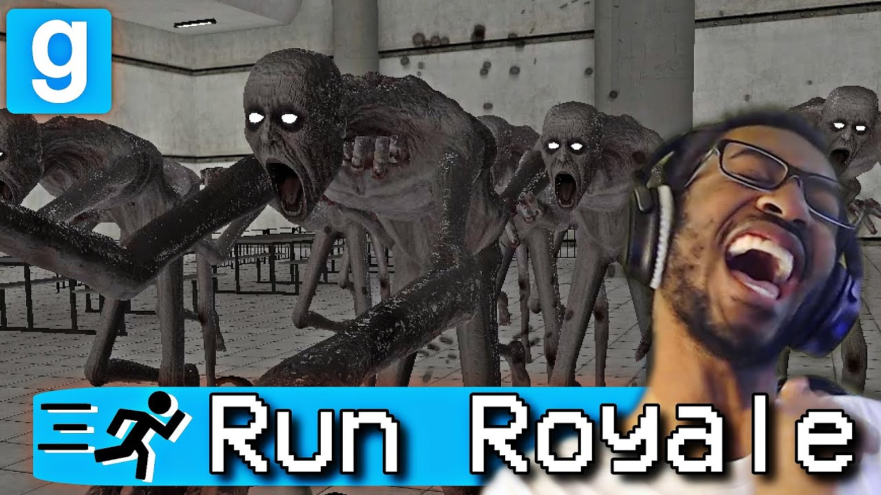Download Run Royale : SCP-096 Evolved! - Garry's Mod Edition ft. mt2oo8