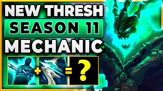 The BEST New Thresh Mechanic With This One Item!! - BunnyFuFuu | League Of Legends