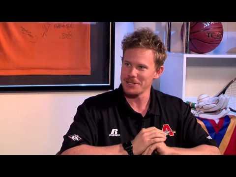 SA Sports Show - Chris Adamson