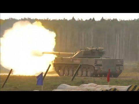 شاهد: روسيا تستعرض بأس جيشها في معرض للصناعات العسكرية  - نشر قبل 20 دقيقة