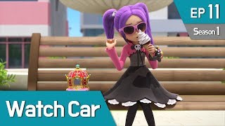 Power Battle Watch Car S1 EP11 Top Star, Sophie 01 (English Ver)