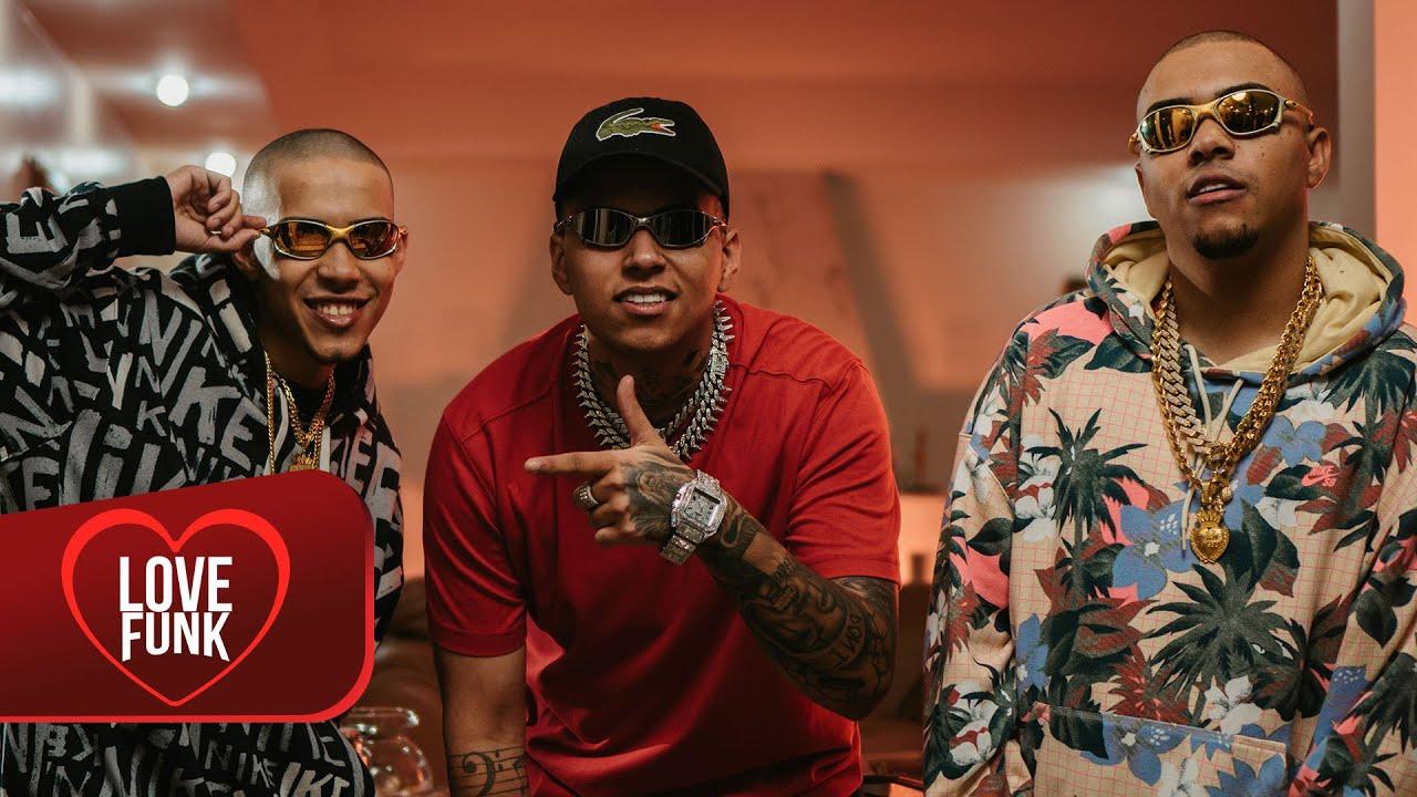MC Lipi e MC Luck - Meu Quintal (Love Funk) DJ GM
