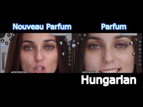 Nouveau Parfum Vs Parfum