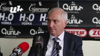 Արամ Սարգսյանը չի բացառում Գագիկ Ծառուկյանի հետ համագործակցությունը