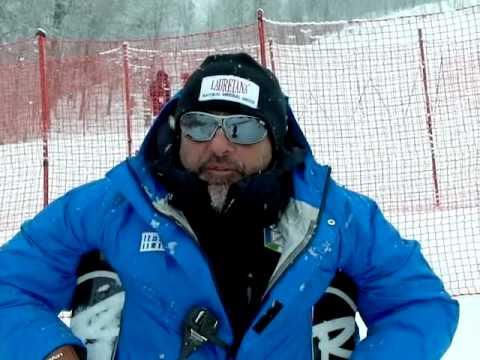 Video- Le impressioni di Claudio Ravetto sulla pista di Sochi | FISI Official | FISI Official