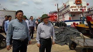 Bình Thuận chủ động triển khai công tác phòng, chống bão số 12