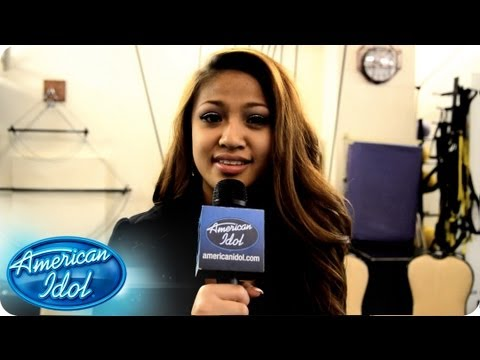 Meet the Finalists: Adriana Latonio - AMERICAN IDOL SEASON 12