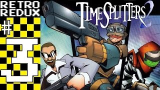 Timesplitters 2 Gameplay - Retro Redux - Episode 3: GangsterLand
