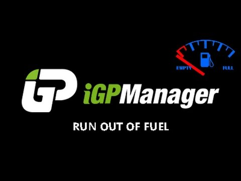 iGP Manager | Australian 29 laps | EPIC OUT OF FUEL
