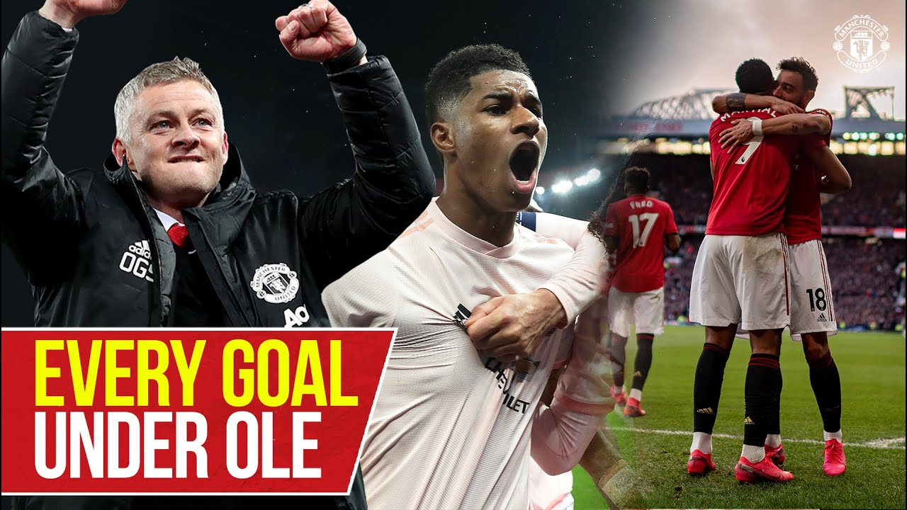 Download EVERY GOAL under Ole Gunnar Solskjaer | Ole's at the wheel! | Manchester United