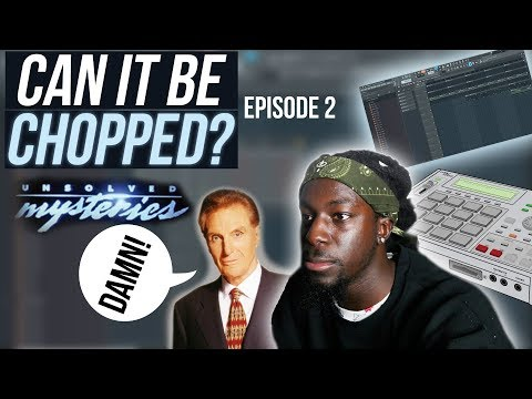 Sampling The Unsolved Mysteries TV Theme Song on FL STUDIO 12!