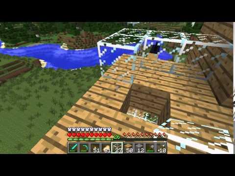 Minecraft survival #9: Gravel voor flint alstublieft.