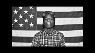 Asap Rocky - 1 Train (feat. Kendrick Lamar, Joey Bada$$, Action Bronson, Big KRIT...)