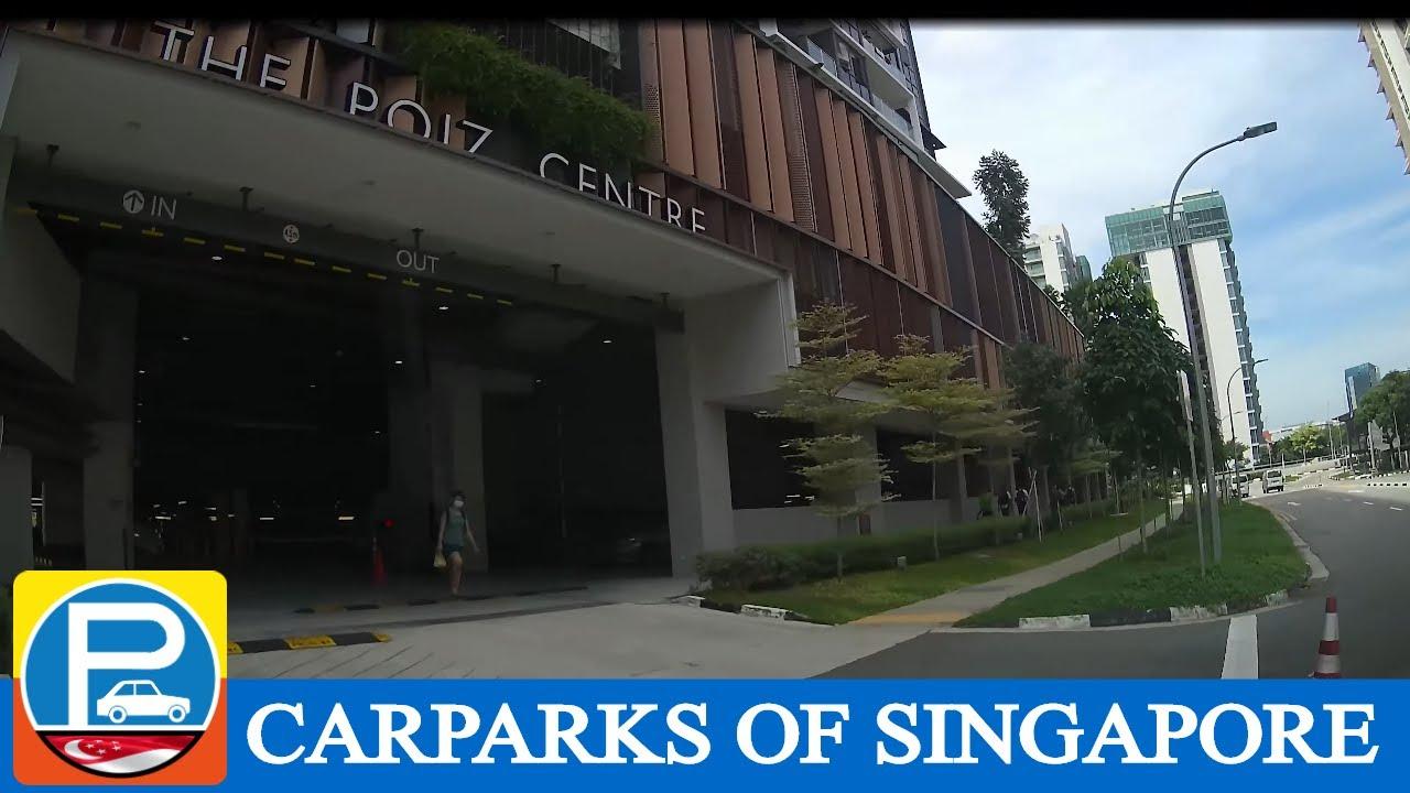 Poiz Centre Car Park