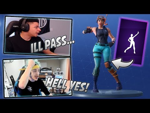 Myth And Ninja React To New Star Power DanceEmote! Myth Says This Dance Is.... Different!