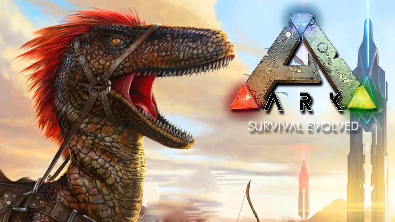 Deadly Raptor Chase ★ Ark Survival Evolved Youtube