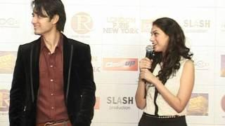 Ali Zafar And Aditi Rao Romantic Valentines Day Out - London Paris New York Film Promotion