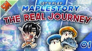 MapleStory - The Real Journey: Lesser Evil [Ep01]
