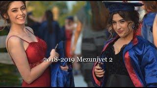 Özel Kozan Çukurova Koleji 2018-2019 Mezuniyeti bölüm 2