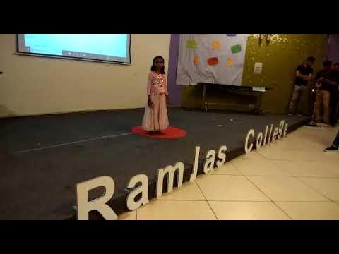 NSS Unit; Ramjas college Slum Kids Rocking Performance