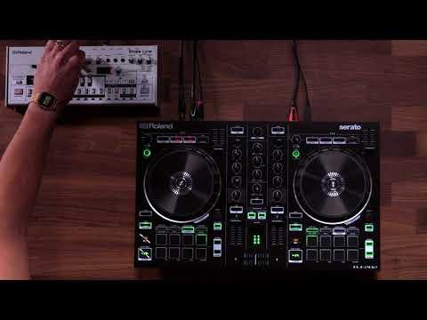 Roland DJ-202 DJ Controller | SamAsh