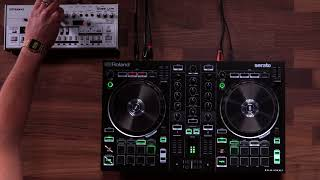 Roland DJ-202: Features Demo