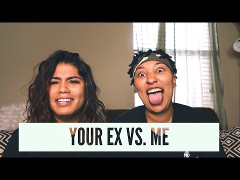 YOUR EX VS. ME CHALLENGE! | Pookz and Lez