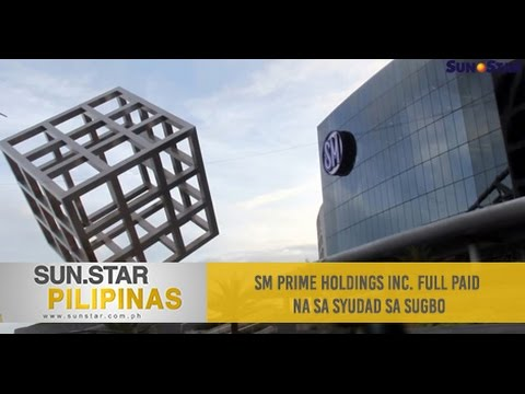 SM Prime Holdings Inc. full paid na sa syudad