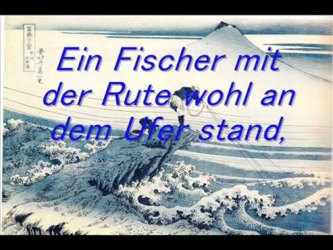 Die Forelle by Schubert Voice YK with karaoke accomapaniment by Irwin Gage